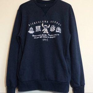 Disney Parks Stitch Ohana Means Family Sweatshirt